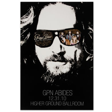 Grace Potter GPN Abides Higher Ground Ballroom Poster