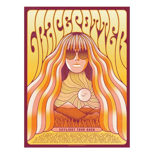 Grace Potter Daylight Tour Poster