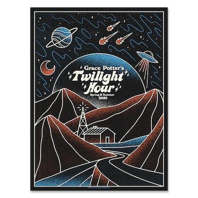 Grace Potter Monday Night Twilight Hour Poster