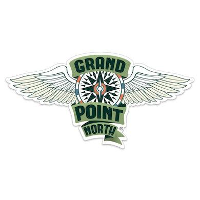 Grand Point North ® Sticker