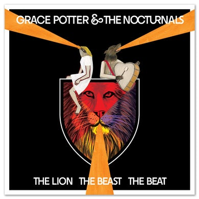 Grace Potter The Lion The Beast The Beat Deluxe CD