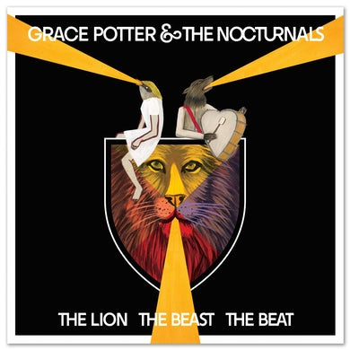 Grace Potter The Lion The Beast The Beat CD