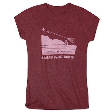 Grace Potter 2014 Grand Point North Festival Ladies T-Shirt