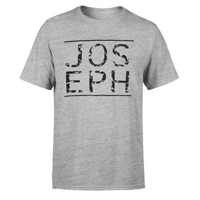 Joseph Logo Tee - Grey