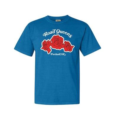 Joseph Road Queens Roses Tee