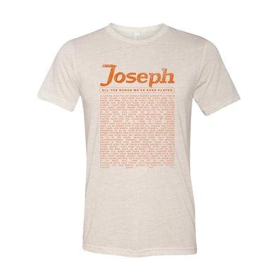 Joseph All the Songs Tee