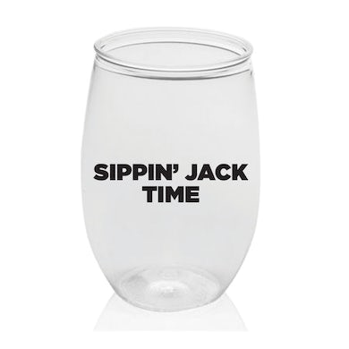 RaeLynn Sippin' Jack Time Wine Cup