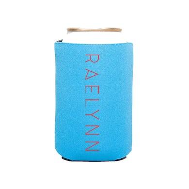 RaeLynn Logo Koozie - Neon Blue