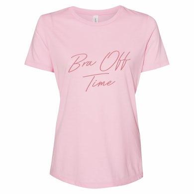 RaeLynn Bra Off Women's T-shirt
