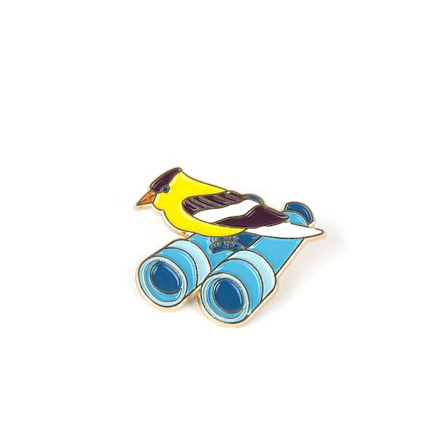 Vulfpeck Birdwatcher Pin