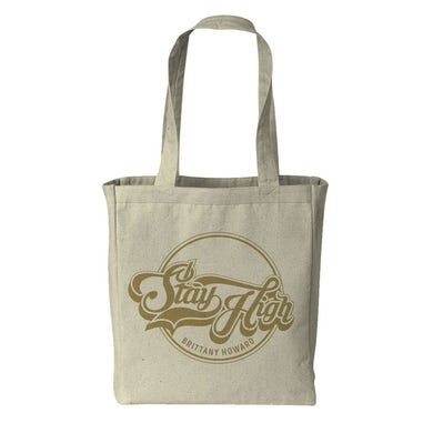 Brittany Howard Stay High Tote Bag
