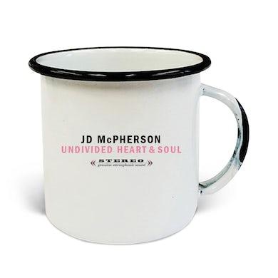 JD Mcpherson 12oz Undivided Heart & Soul Mug