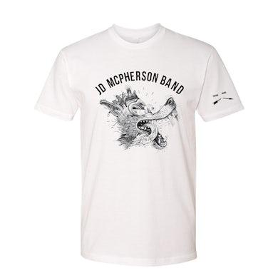 Undivided Heart & Soul White T-Shirt