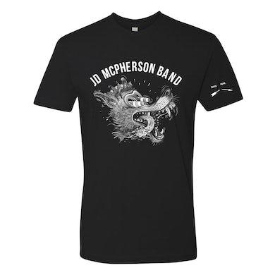 JD Mcpherson Undivided Heart & Soul Black T-Shirt