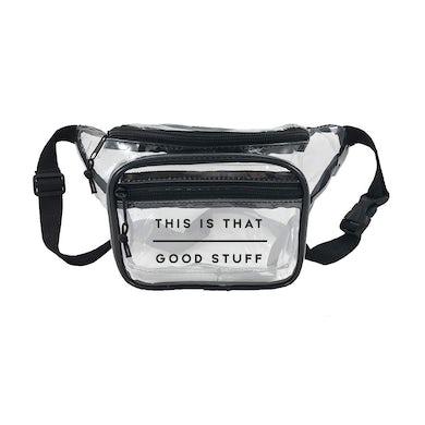 This Is That Good Stuff Waist Bag