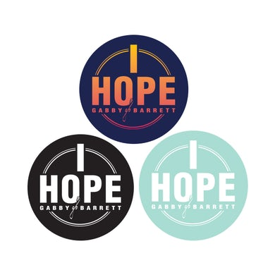 "Gabby Barrett ""I Hope"" Pin"