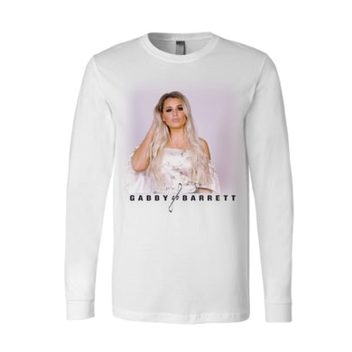 Gabby Barrett Photo Long Sleeve Tee