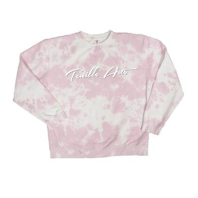 Tenille Arts Tie Dye Pullover Sweatshirt
