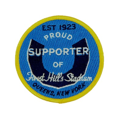 Forest Hills Stadium Embroidered Patch