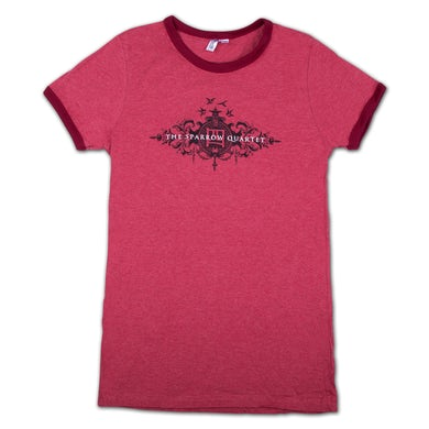 Abigail Washburn Ringer T-Shirt - Ladies