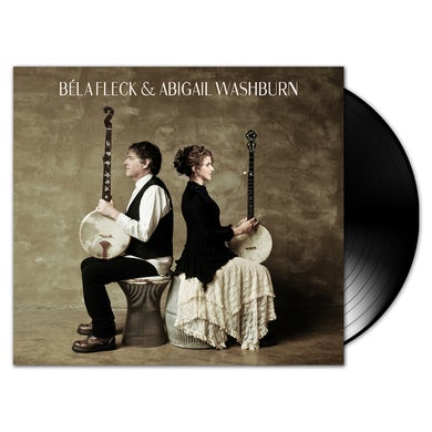 Abigail Wahsburn and Béla Fleck LP (Vinyl)