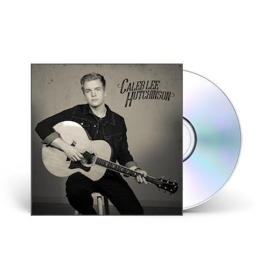 Caleb Lee Hutchinson EP – CD