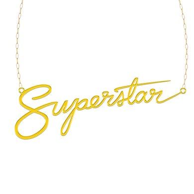 Caroline Rose Limited Edition Superstar Necklace