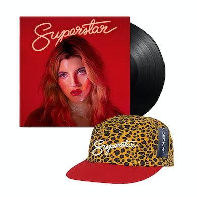 Caroline Rose Superstar Vinyl + Limited edition Superstar Hat