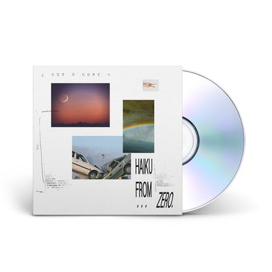 Cut Copy Haiku From Zero CD