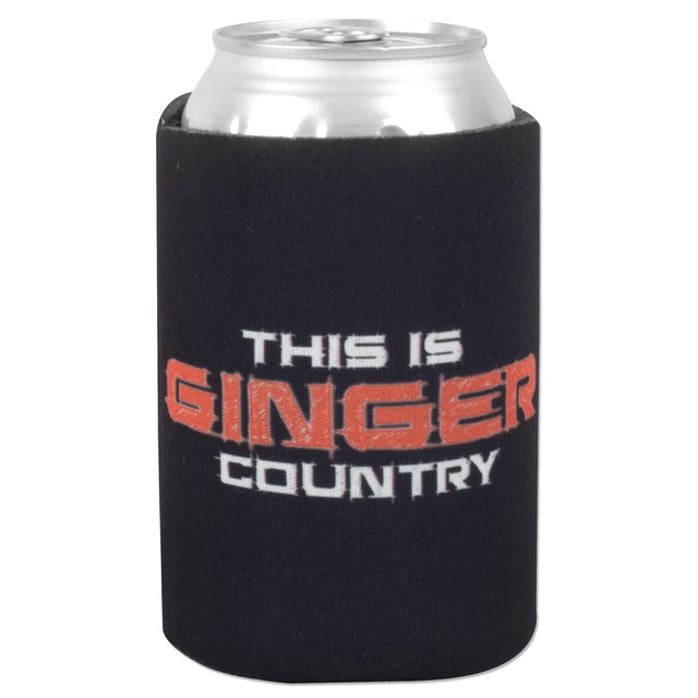 Eric Paslay Ginger Country Koozie