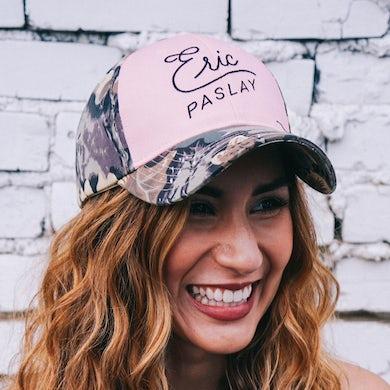 Eric Paslay Signature Pink Camo Hat