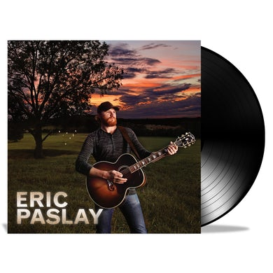 Eric Paslay LP (Vinyl)