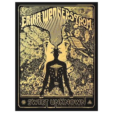 Erika Wennerstrom Sweet Unknown Poster