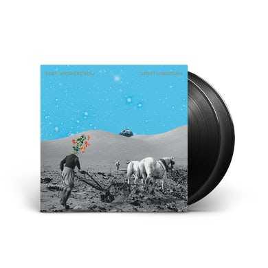 Erika Wennerstrom Sweet Unknown Vinyl (SIGNED)