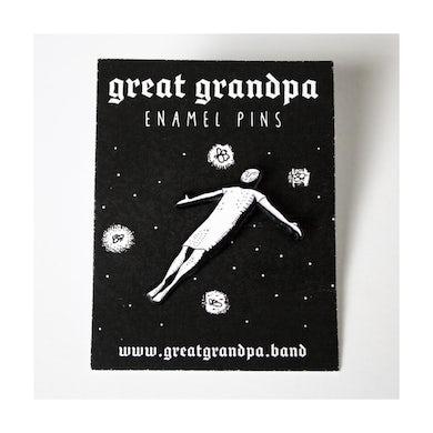 Great Grandpa Four Of Arrows Enamel Pin