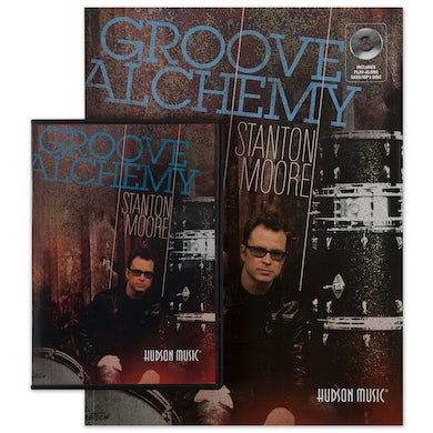 'Groove Alchemy' Book DVD Combo Pack