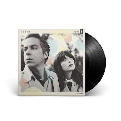 She & Him Vol. 3 LP (Vinyl)