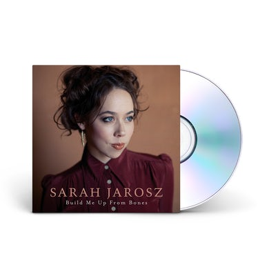 Sarah Jarosz Build Me Up From Bones CD