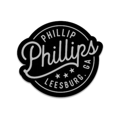 Phillip Phillips Leesburg Sticker