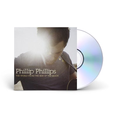Phillip Phillips The World from the Side of the Moon CD