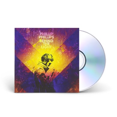 Phillip Phillips Behind the Light CD