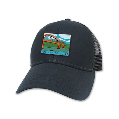 Phillip Phillips Bridge Trucker Hat