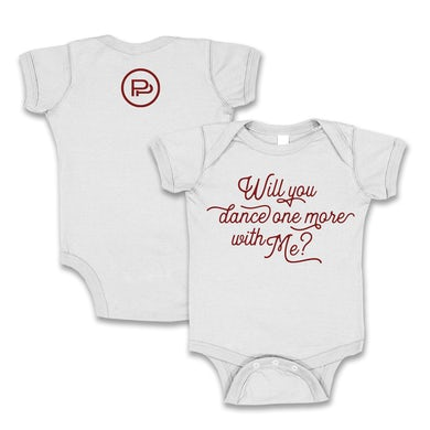 Phillip Phillips Dance With Me Onesie
