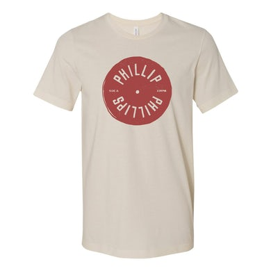 Phillip Phillips Record Tee