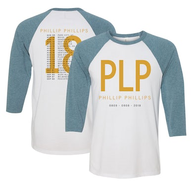 Phillip Phillips 2018 Tour Raglan