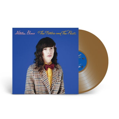 Natalie Prass The Future and the Past Limited-Edition Bronze Vinyl