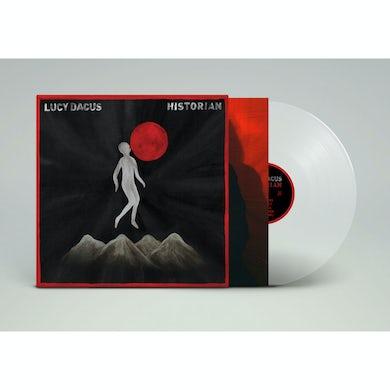 "Lucy Dacus Historian 12"" Vinyl LP - Clear"