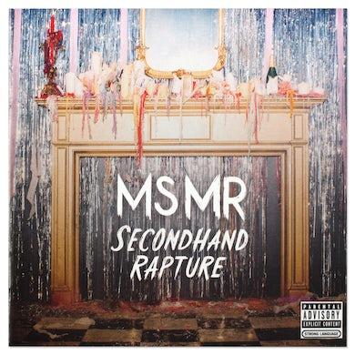 MS MR Secondhand Rapture LP (Vinyl)
