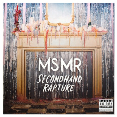 MS MR Secondhand Rapture LP - Signed by the Band (Vinyl)