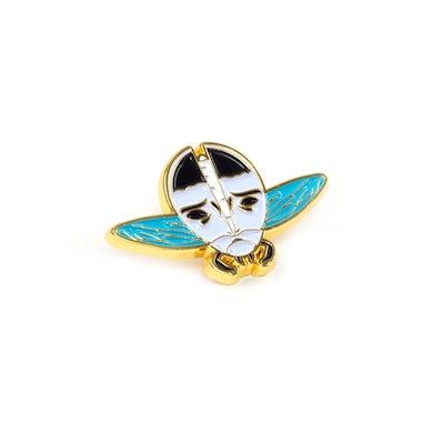 Jon Hopkins Emerald Rush Lapel Pin